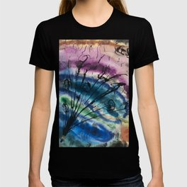 Colorful Abstract Bouquet T-shirt