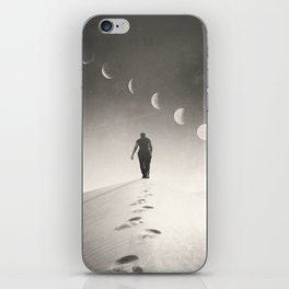 Transitory iPhone Skin