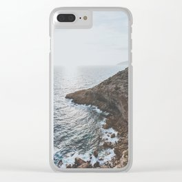 Greece VI Clear iPhone Case