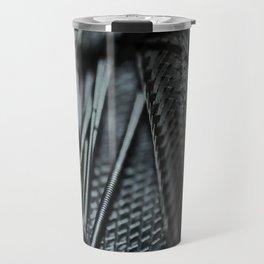 Metal Macro Travel Mug