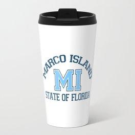 Marco Island - Florida. Travel Mug