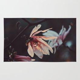Evening bloom Rug