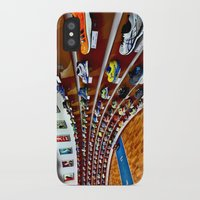 runner iPhone & iPod Cases featuring Runner by LeicaCologne Germany