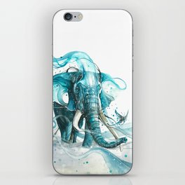 Journey to the East iPhone Skin