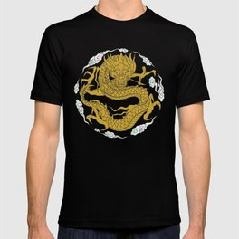 Traditional Gold Dragon T-shirt