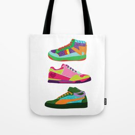 My Kicks Tote Bag