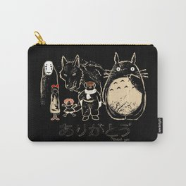 Tribute for Miyazaki Carry-All Pouch