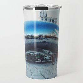 Chicago Bean Travel Mug