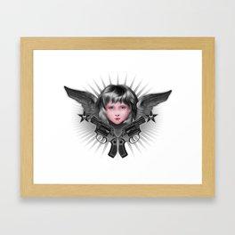 Innocence Lost Framed Art Print