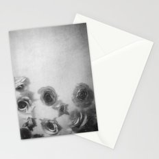 Falling Flowers Variation I Stationery Cards