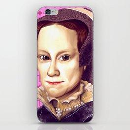 Mary Tudor, Mary I of England iPhone Skin