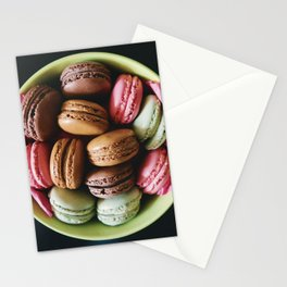 Macaron Bowl Stationery Cards