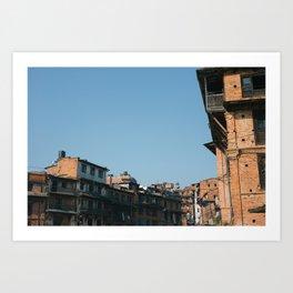 Bhaktapur Art Print