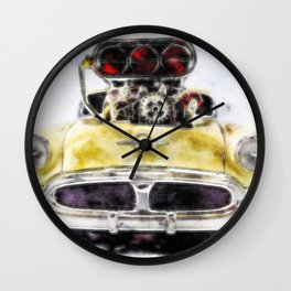 Eighty Eight Wall Clock