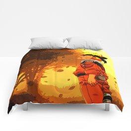 uzumaki naruto Comforters
