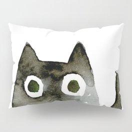 I Love Cats No.13 by Kathy Morton Stanion Pillow Sham