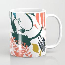Modern abstract nature B1 Coffee Mug