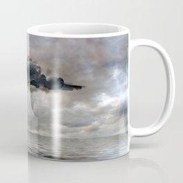B-17 Flying Fortress - Almost Home Coffee Mug