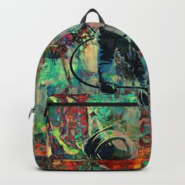 Lost in Urbanity Backpack