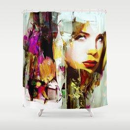 Femme Fatal Shower Curtain