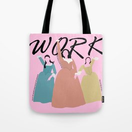 The Schuyler Sisters Tote Bag
