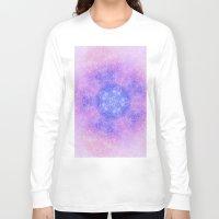 kaleidoscope Long Sleeve T-shirts featuring KALEIDOSCOPE by Joelle Poulos