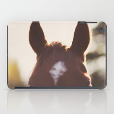 I'm all ears. iPad Case