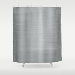 Metal Shower Curtain