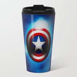 Captain Shield - Steve Roger Travel Mug