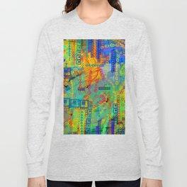 Nouveau Nights Long Sleeve T-shirt