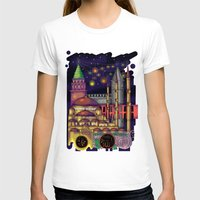 istanbul T-shirts featuring Istanbul  by Aleksandra Jevtovic