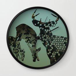 Royal Family Wall Clock