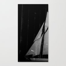 And ships are going... Canvas Print