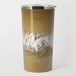 Golden Foil Travel Mug
