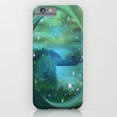 Starlit Lake. Slim Case iPhone 6s