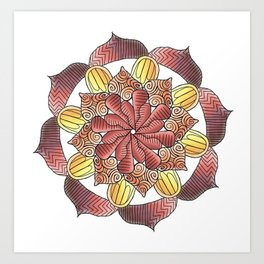 In Plain Site Art Print
