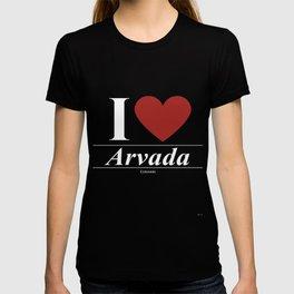 Arvada Colorado CO Coloradan T-shirt
