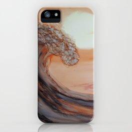 Autumn Calling iPhone Case