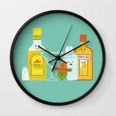Margarita! Wall Clock