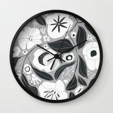 Allegory Wall Clock