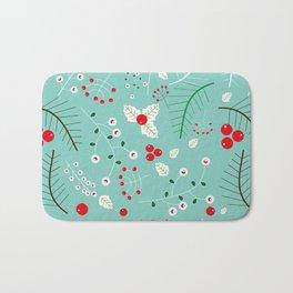 Mistletoe Acqua Bath Mat