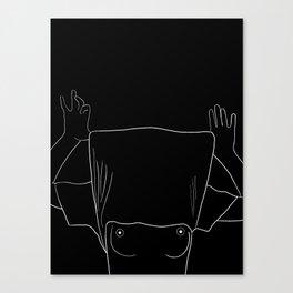 chaleur Canvas Print