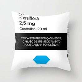Kitchen Posters - Rivotril/Maracuja Throw Pillow