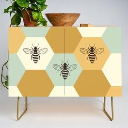Beehive Credenza