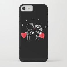 Love Valentine's Day. Wedding. Slim Case iPhone 7