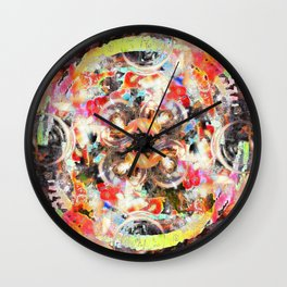 Gearing Wall Clock