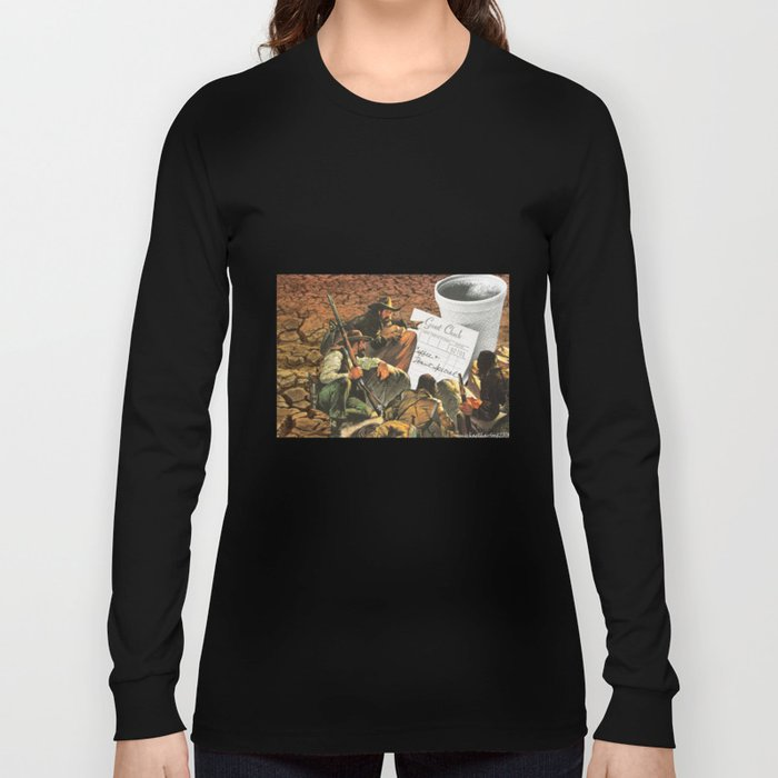 Who's Going To Pay This Time ? Long Sleeve T-shirt