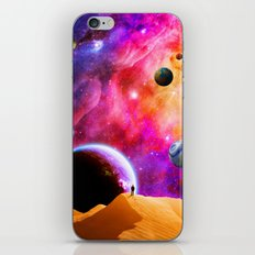 Space Solitude iPhone & iPod Skin