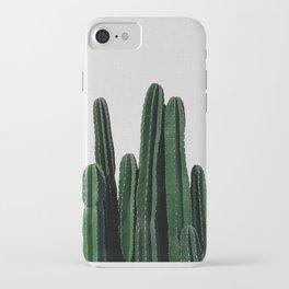 Cactus I iPhone Case