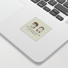 S & S Sticker